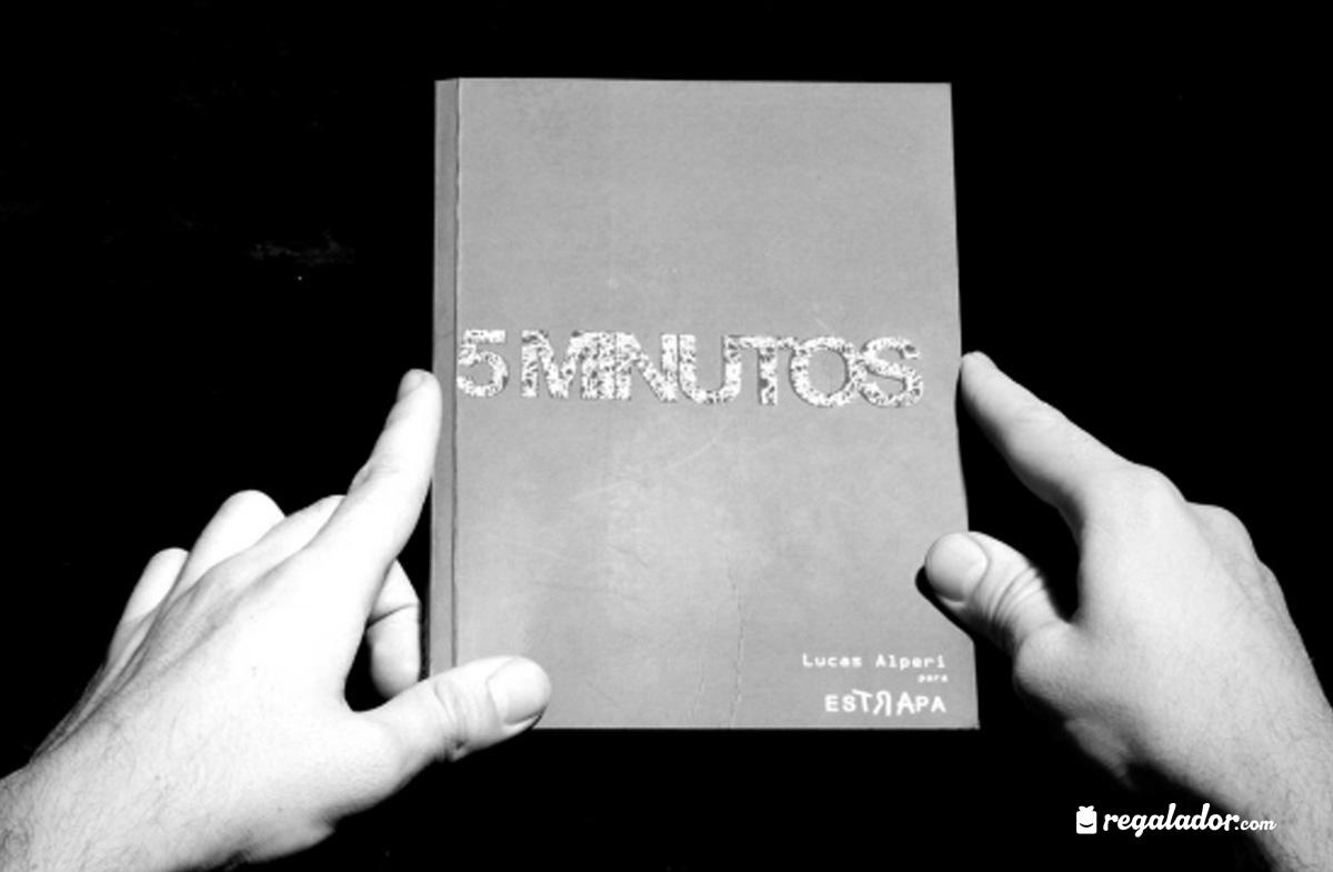 5 minutos el libro creativo para desconectar del d a a - Libros de cocina originales ...