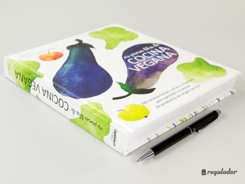 Mi primer libro de cocina vegana