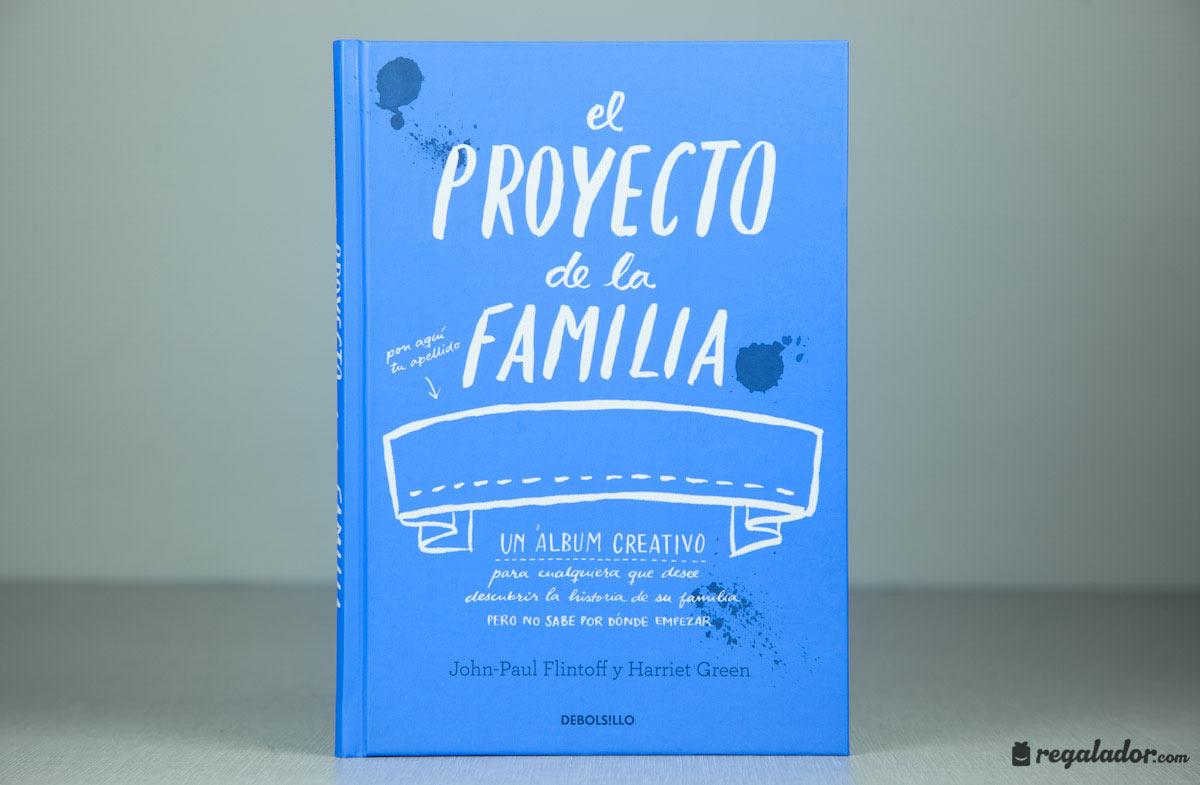 """""""El proyecto de la familia"""": la historia de su familia en un álbum creativo"""