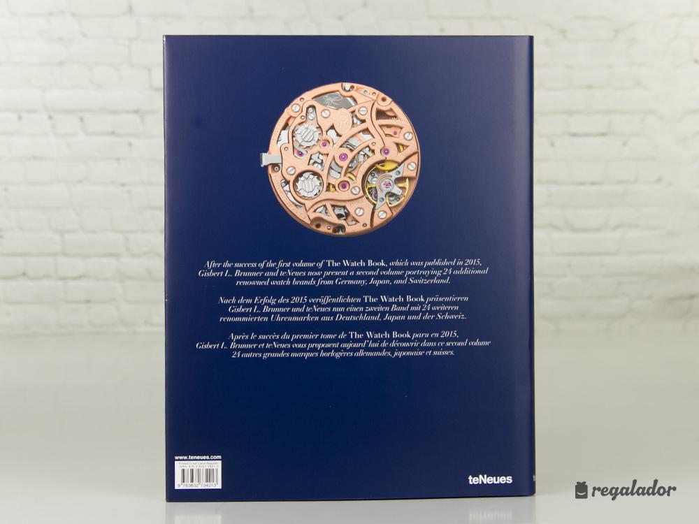 'The Watch Book': el libro imprescindible sobre relojes