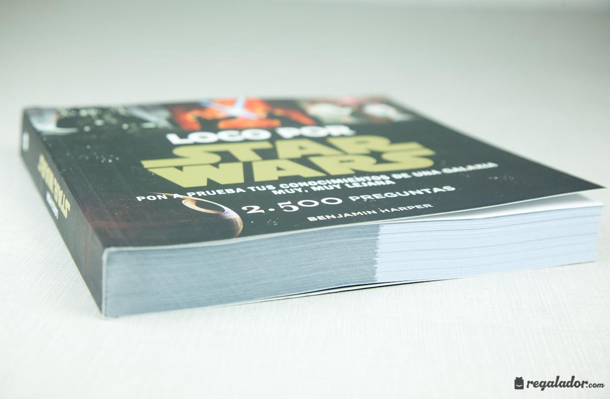 """""""Loco por star wars"""": 2.500 preguntas para ponerte a prueba"""