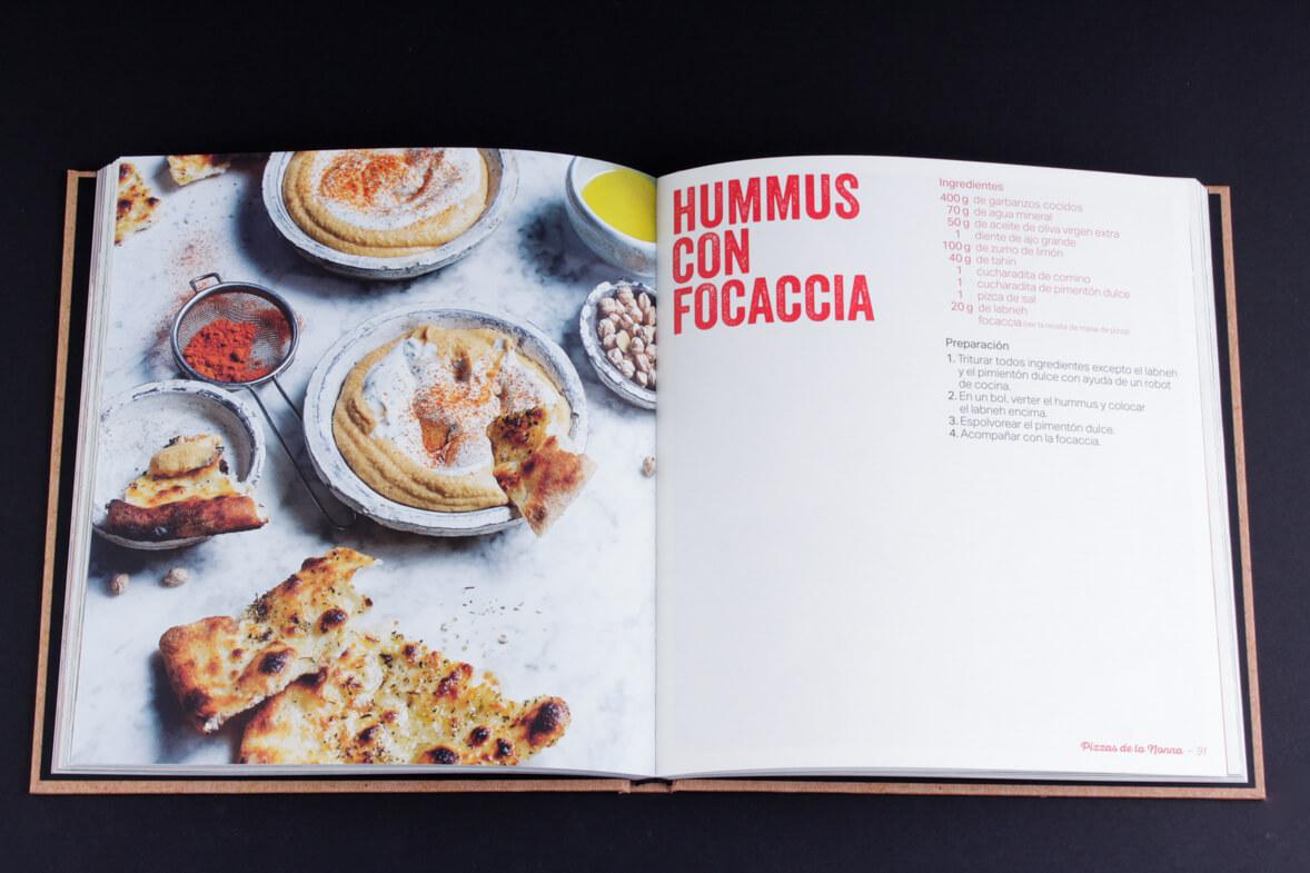 Libro «Pizzas para llevar» ¡Delicioso!