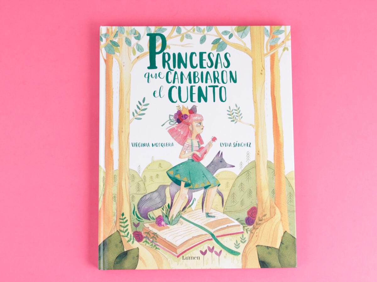Princesas que cambiaron el cuento