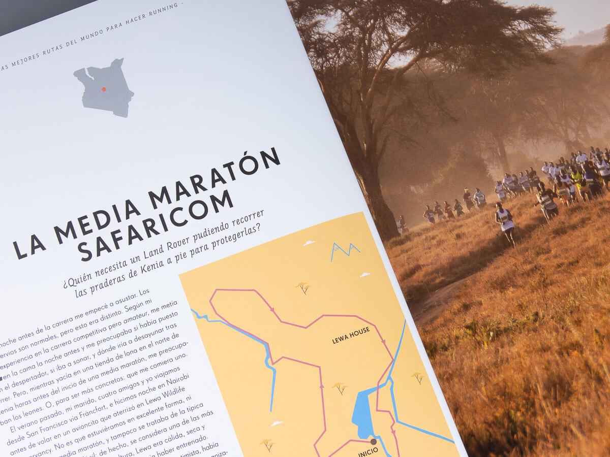«Las mejores rutas del mundo para hacer running»