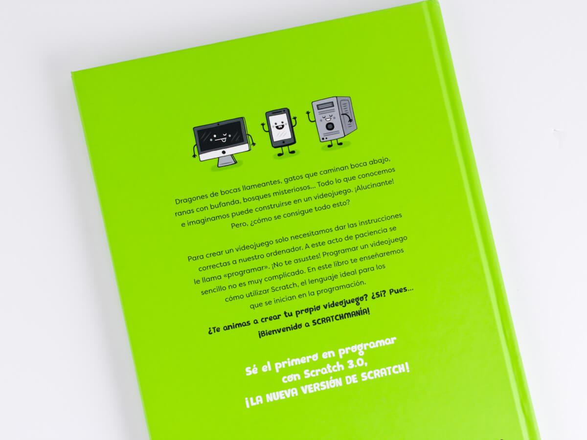 """Libro """"Scratchmanía"""", para iniciarse en programación"""