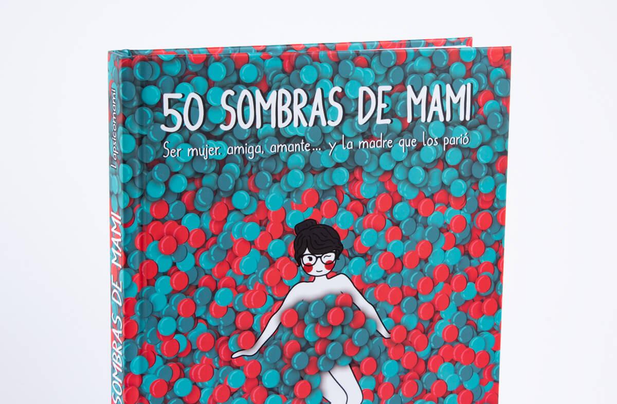 Libro 50 sombras de mami