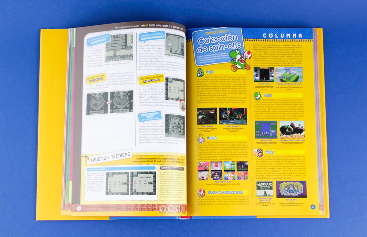 Enciclopedia Super Mario Bros