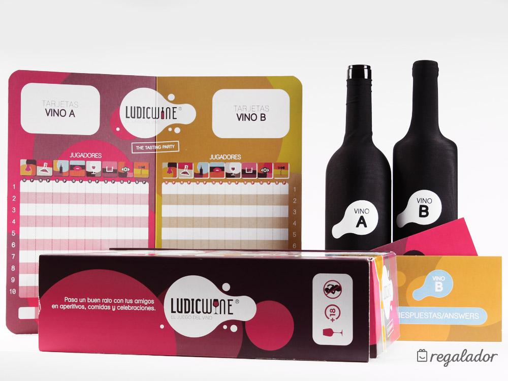 Ludicwine: el juego de cata de vinos