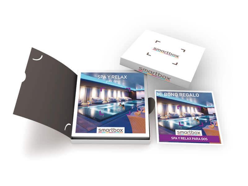 Experiencia «Spa y relax para dos» Smartbox