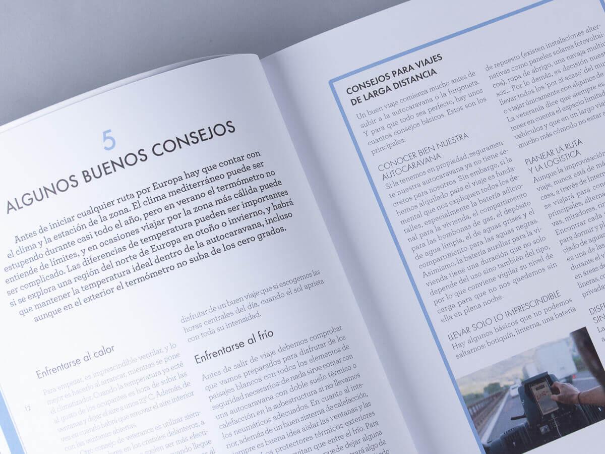 «Viajar por libre: 40 rutas en furgoneta por Europa»