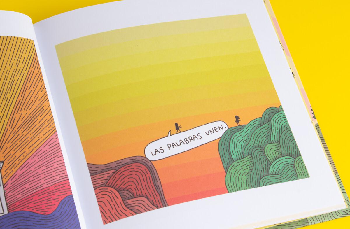 Libro «Las vidas que dibujamos» de 72 KILOS