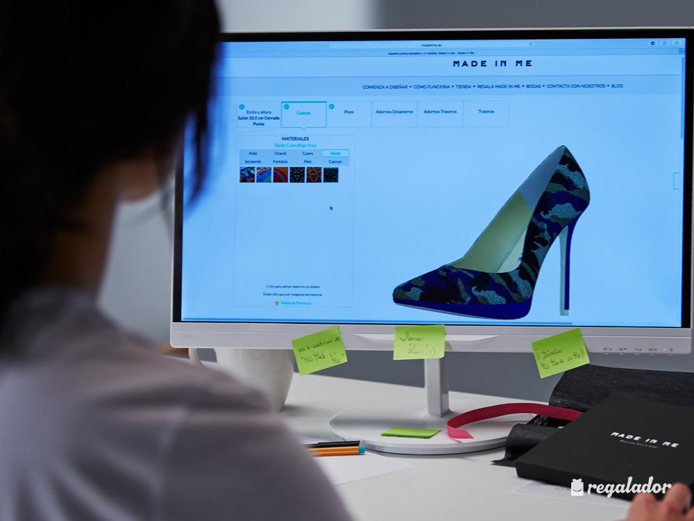 """""""Made in Me"""": los zapatos a medida diseñados por ti misma"""