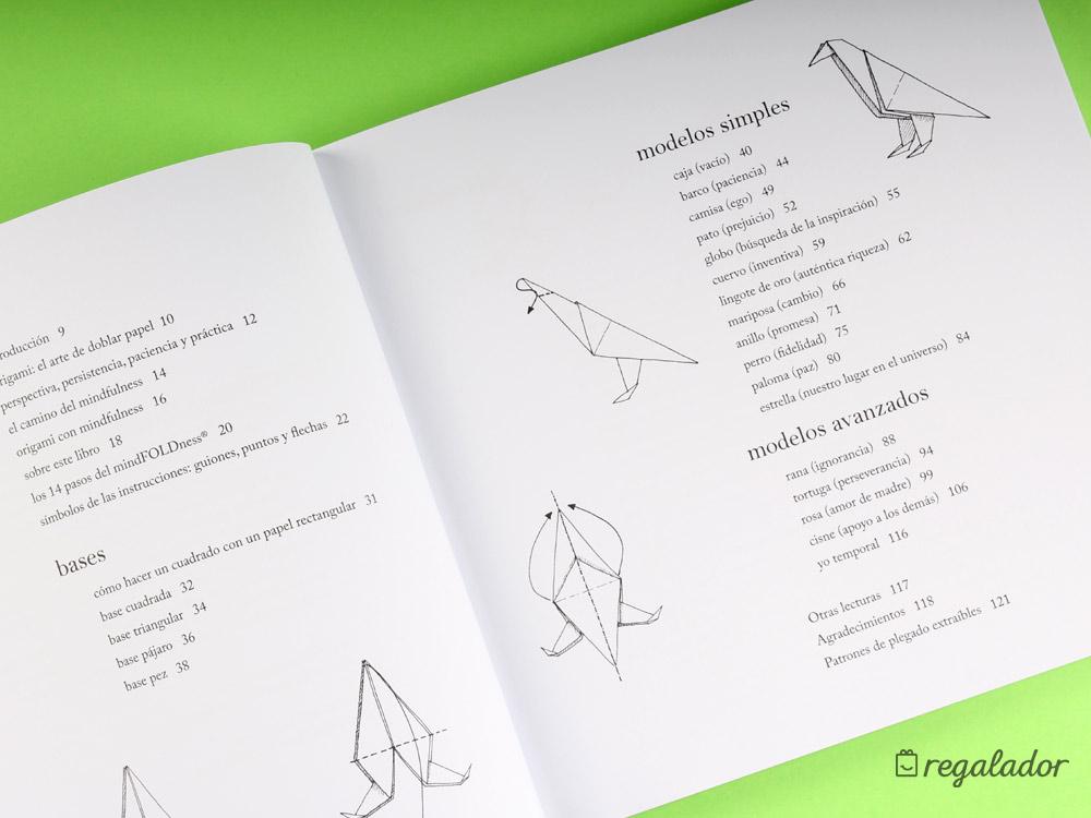 La magia del origami antiestrés