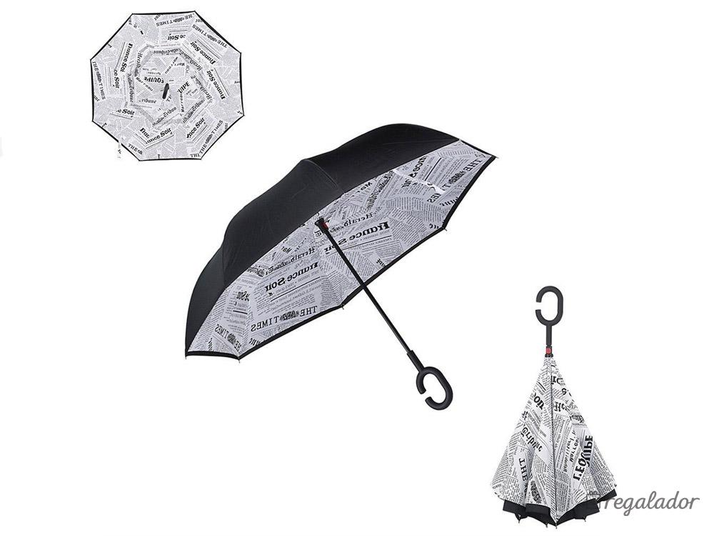 """Magicbrella"""": el paraguas que se abre del revés en Regalador.com"""