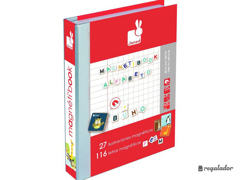 Libros magnéticos educativos para desarrollar la creatividad