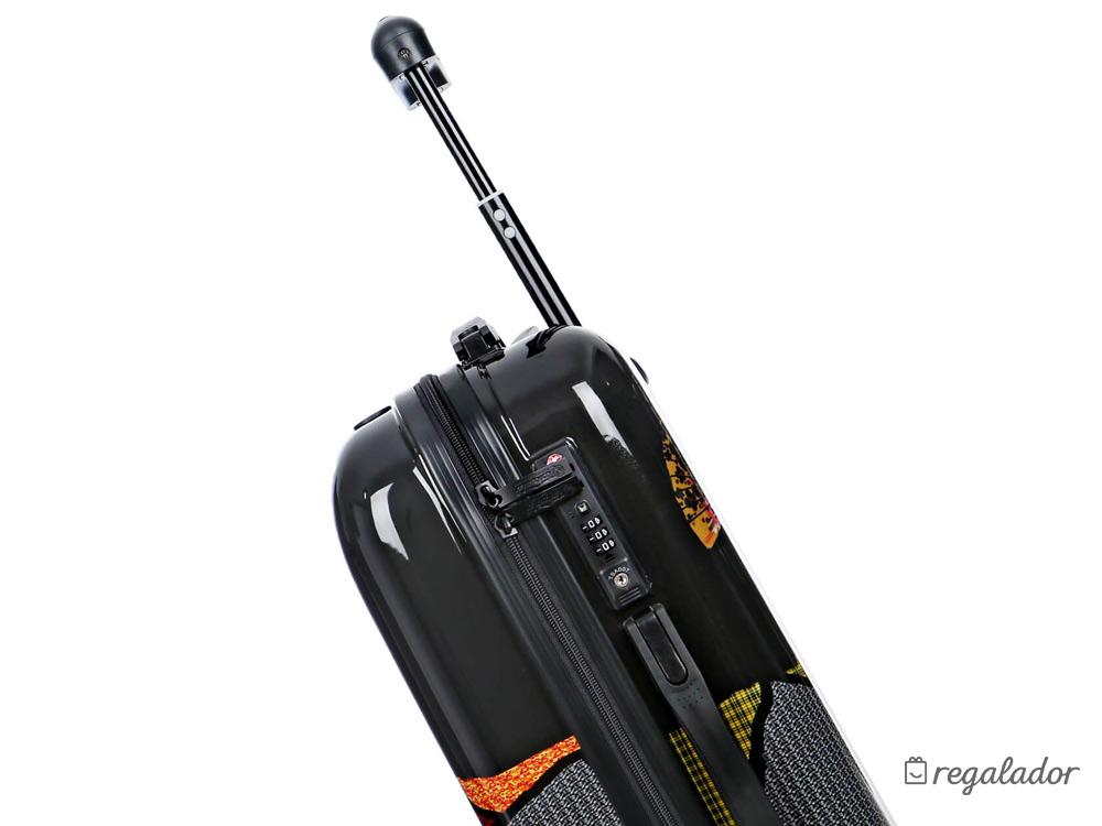 Maleta de diseño con cargador incorporado en Regalador.com