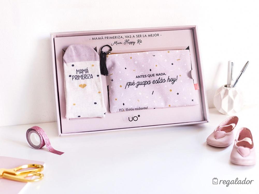 """Kit de calcetines """"Mamá Primeriza"""" en Regalador.com"""