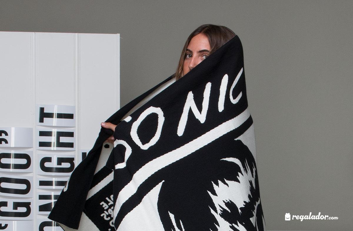 Mantas para fans de Sonic Youth