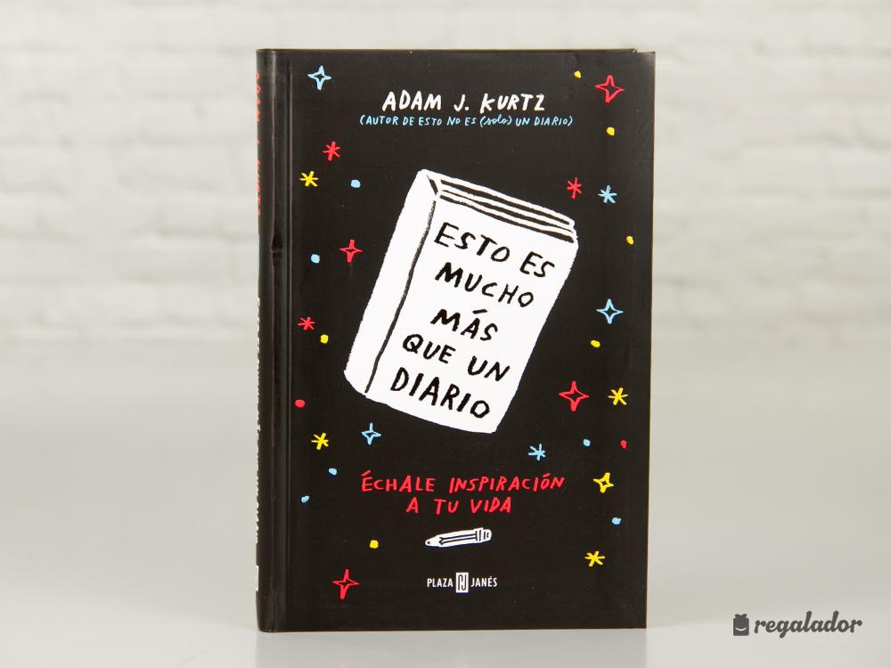 """""""Esto no es (solo) un diario"""": 365 ideas creativas"""