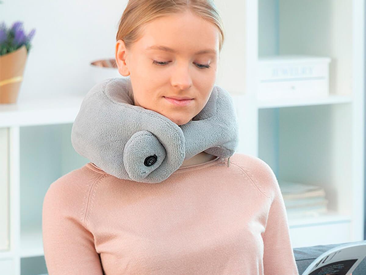 Cojín masajeador adaptable