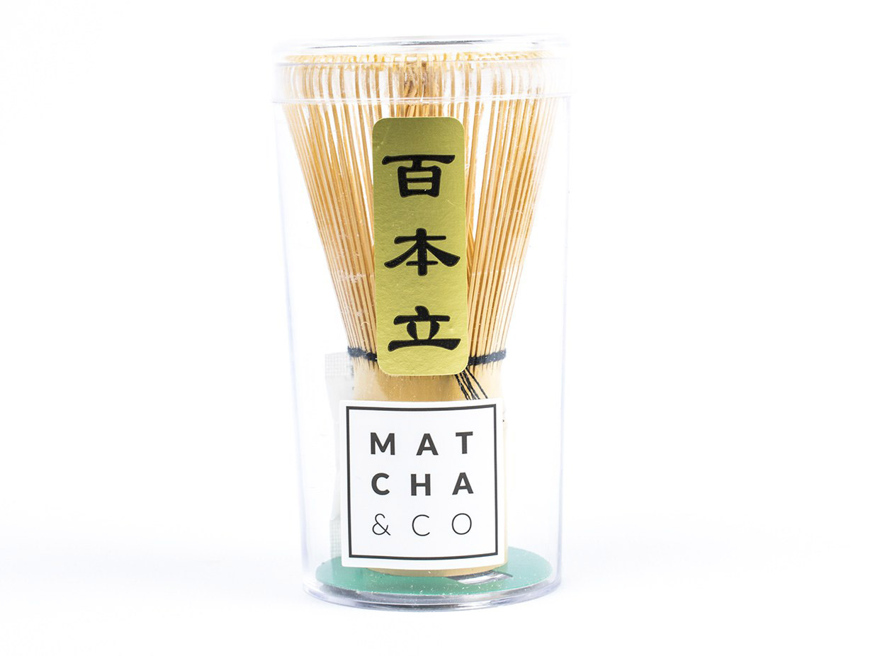 Kit de té Matcha