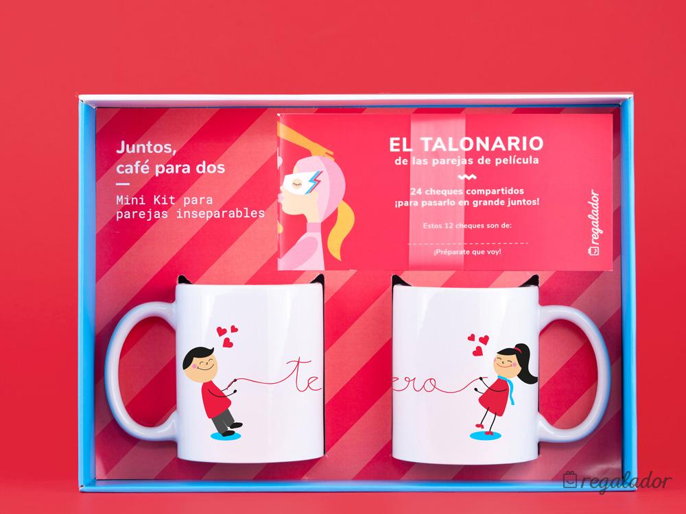 Mini kits para parejas inseparables
