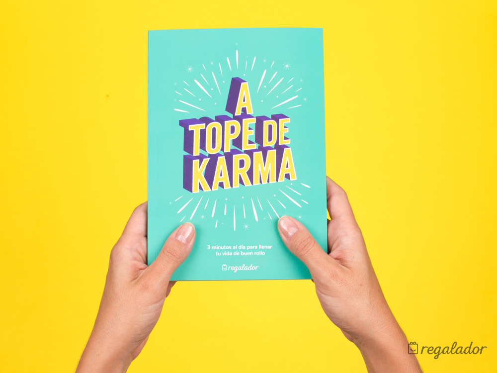 Mini kit ¡A tope de Karma!