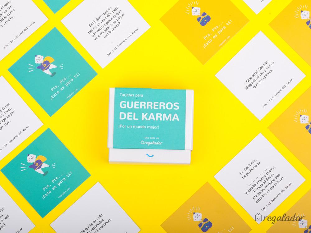 Mini kit ¡A tope de Karma!