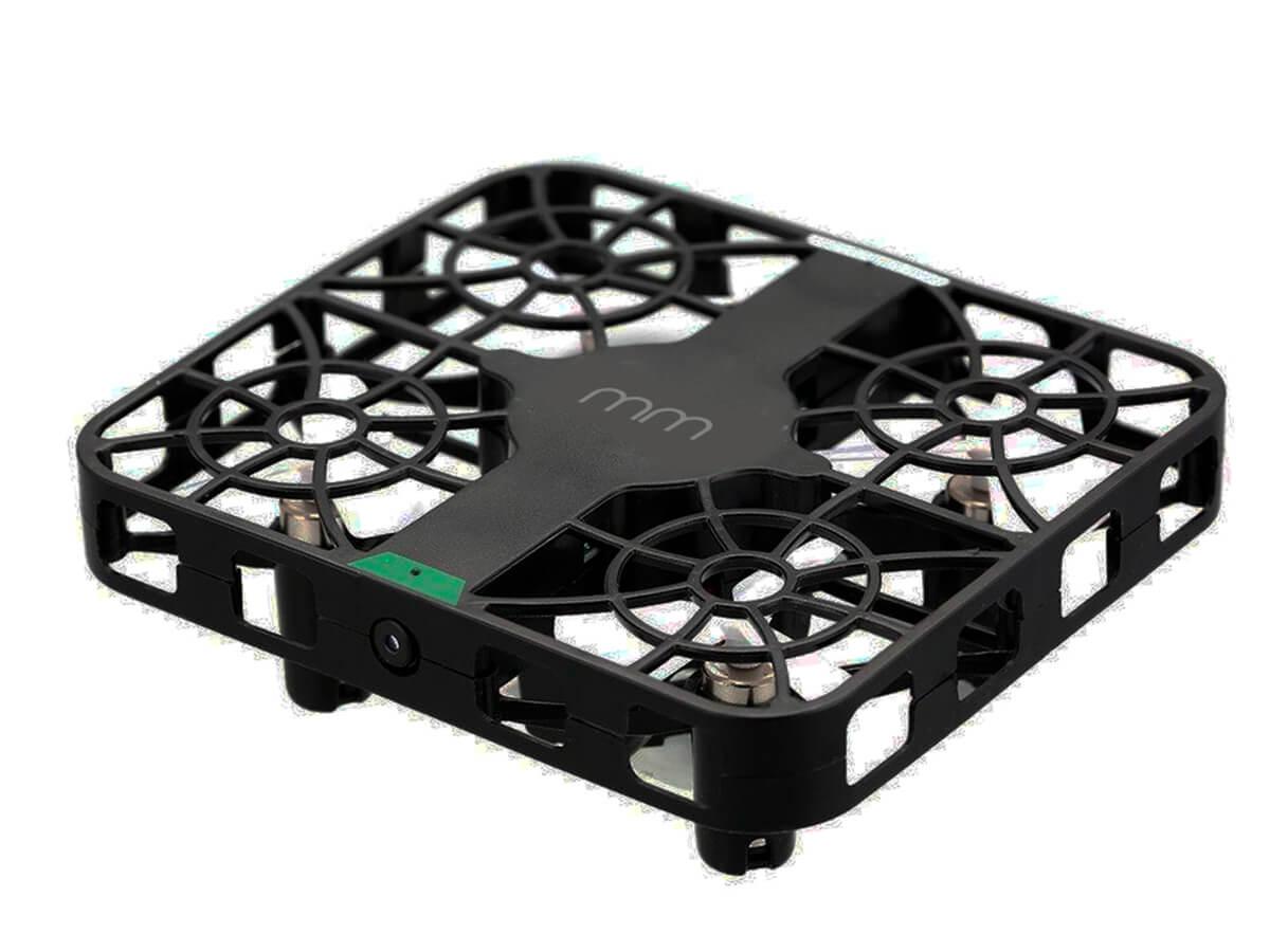 El dron más resistente