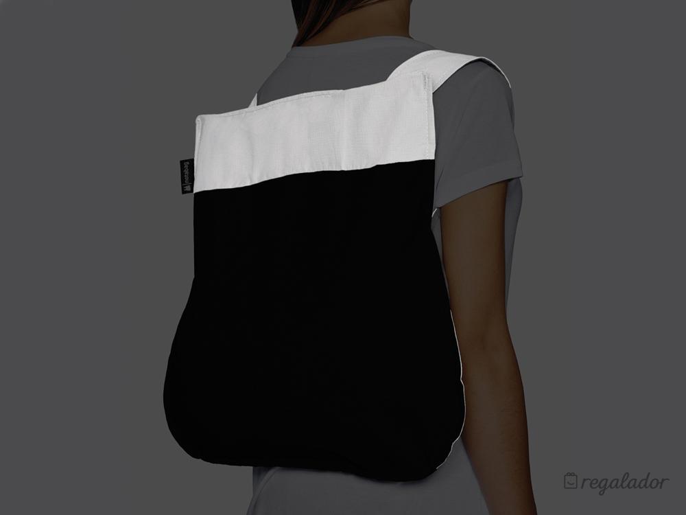 Notabag: la mochila plegable más cómoda
