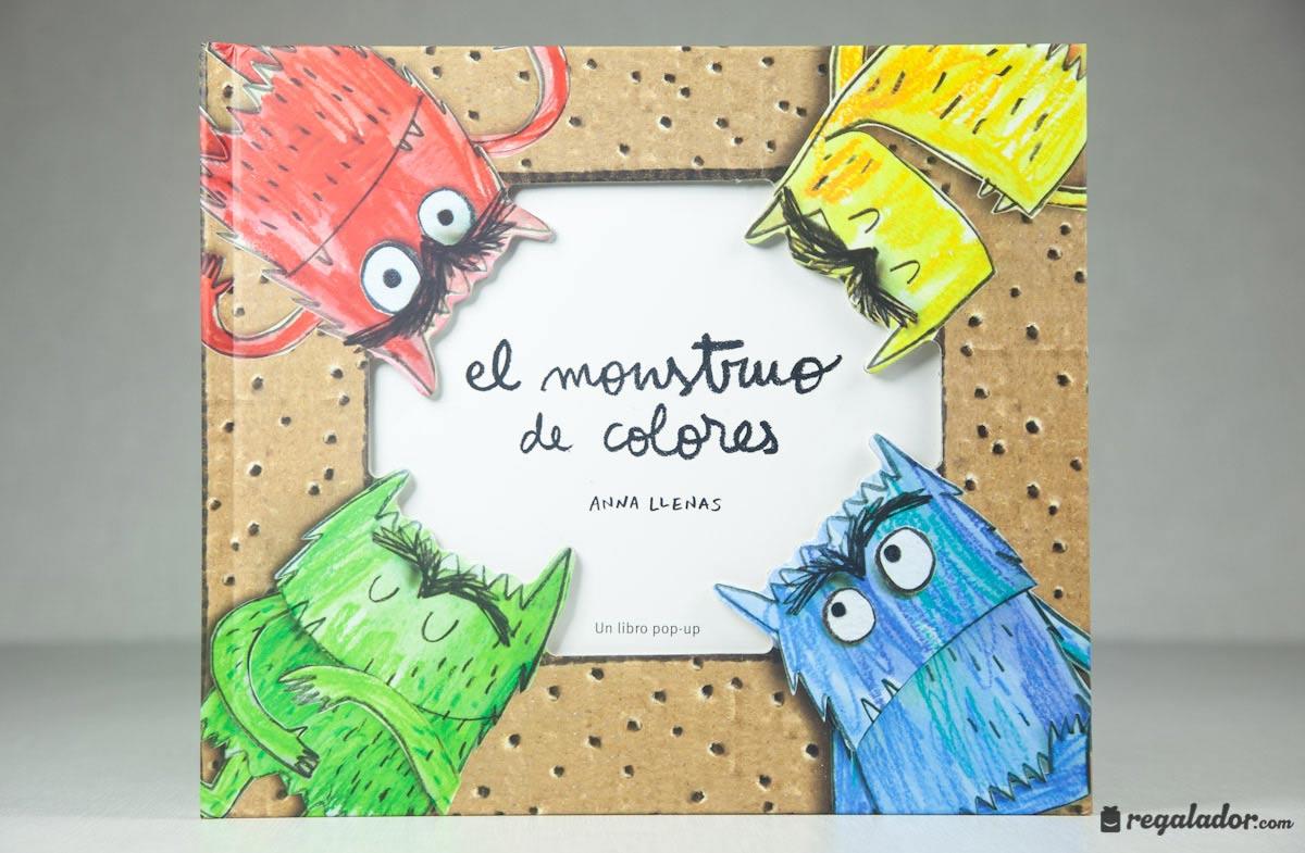"""""""El monstruo de colores"""": un cuento sobre las emociones en"""