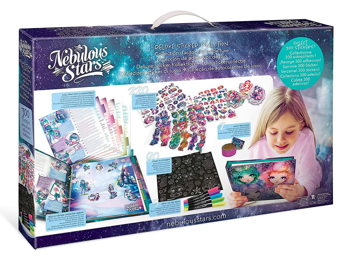 Maletín de Stickers Deluxe – Nebulous Stars