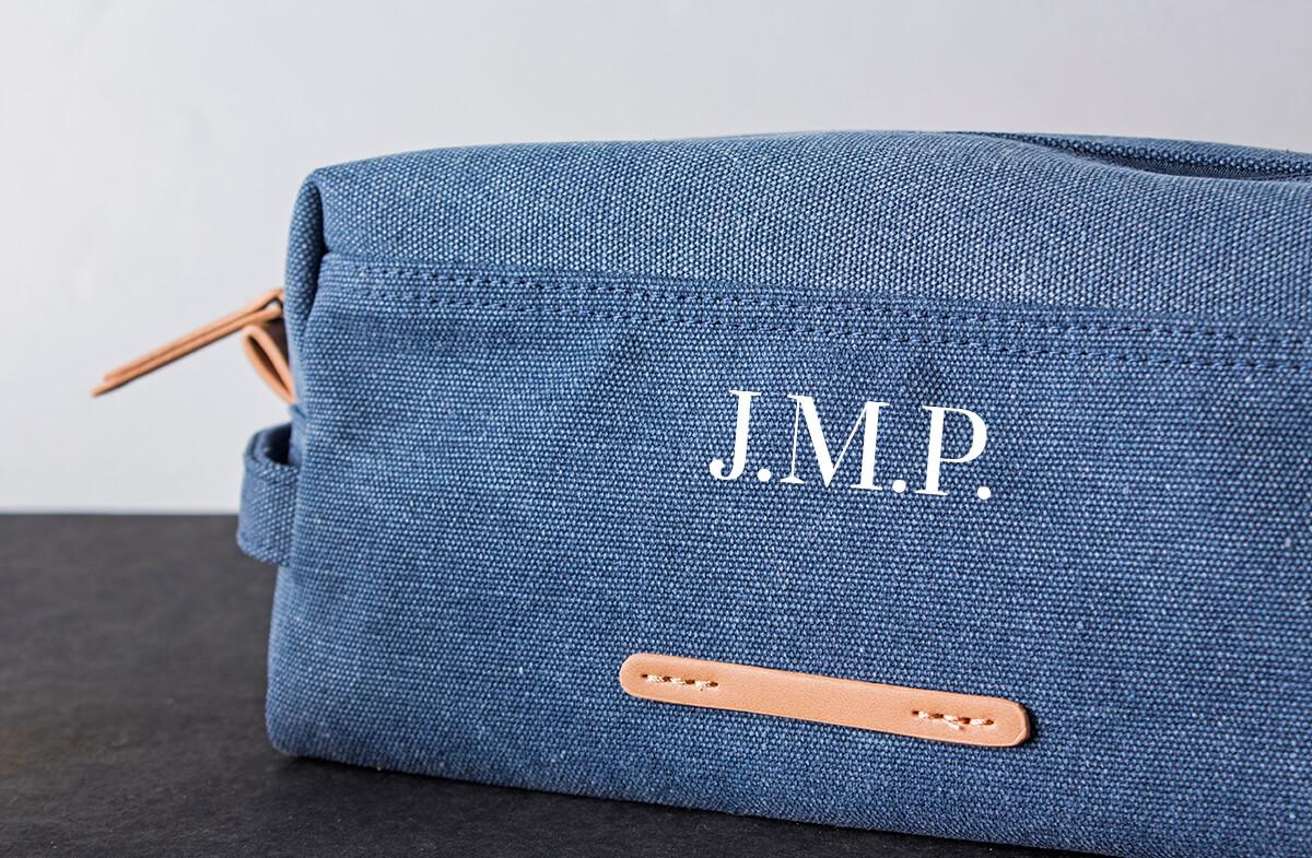 El neceser de algodón personalizado más elegante