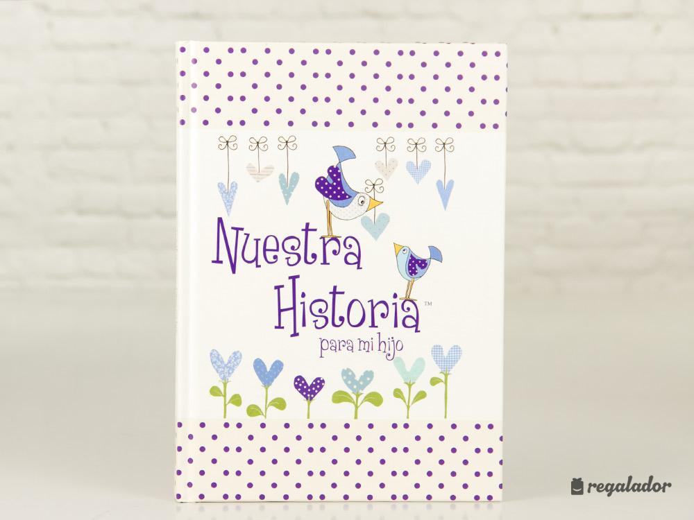 «Nuestra historia»: el álbum más especial de padres a hijos