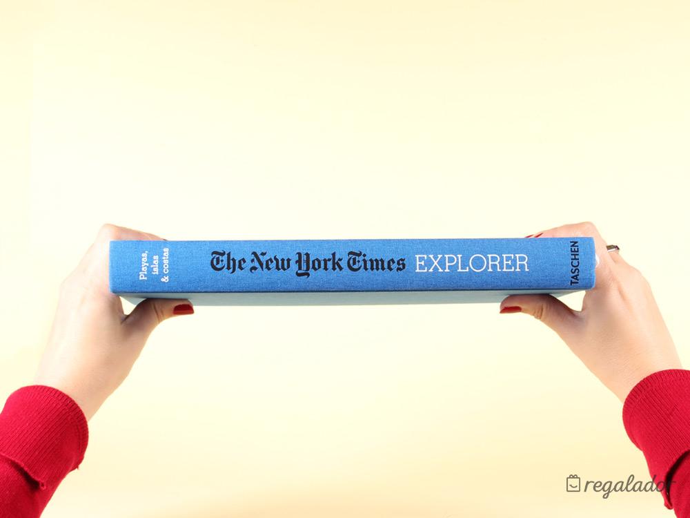 """The New York Times """"Explorer"""" para viajeros aventureros en Regalador.com"""