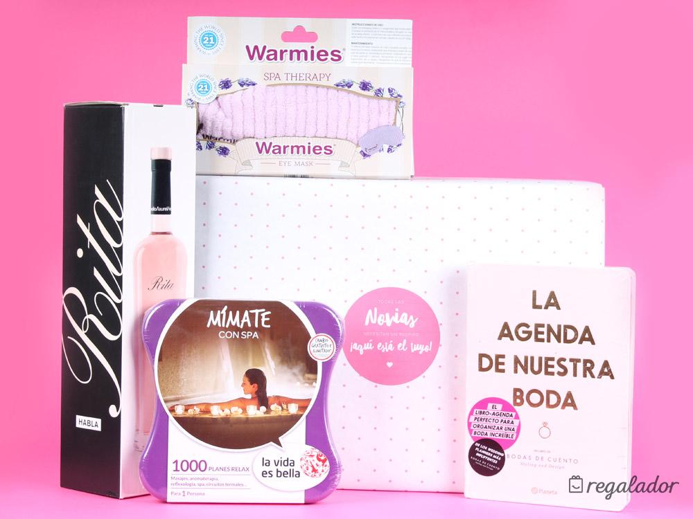 Pack para novias estresadas en Regalador.com