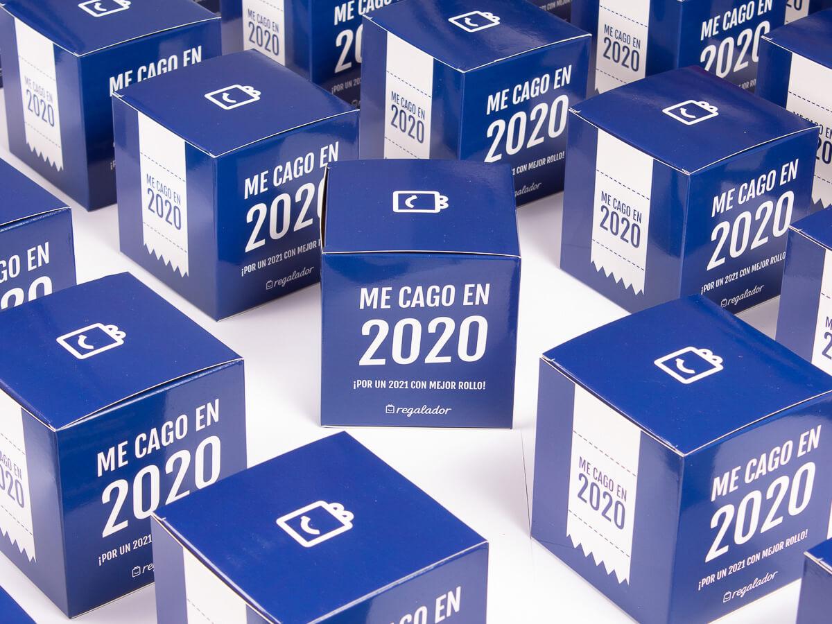 «ME CAGO EN 2020», el papel higiénico de estas navidades