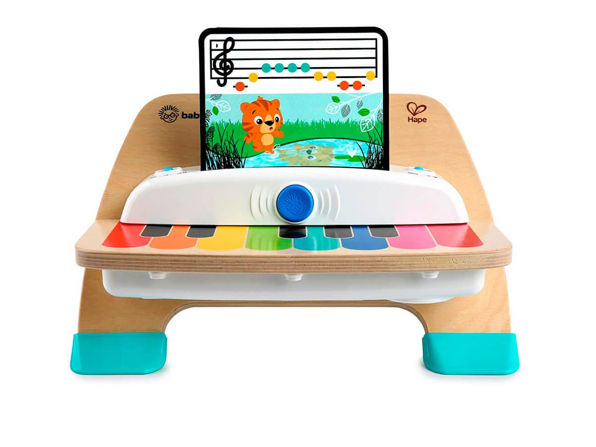 Piano mágico de Baby Einstein