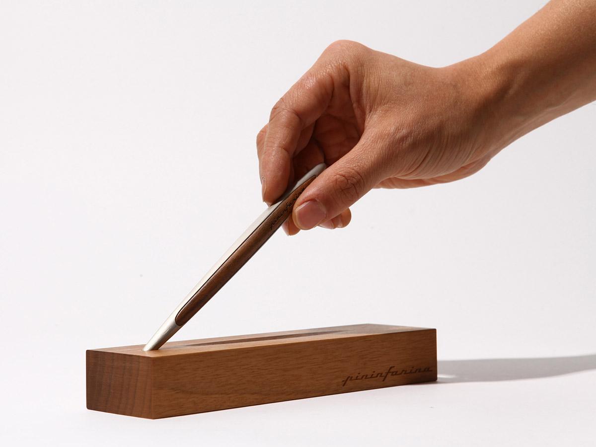 Pininfarina, el lápiz infinito de Leonardo Da Vinci