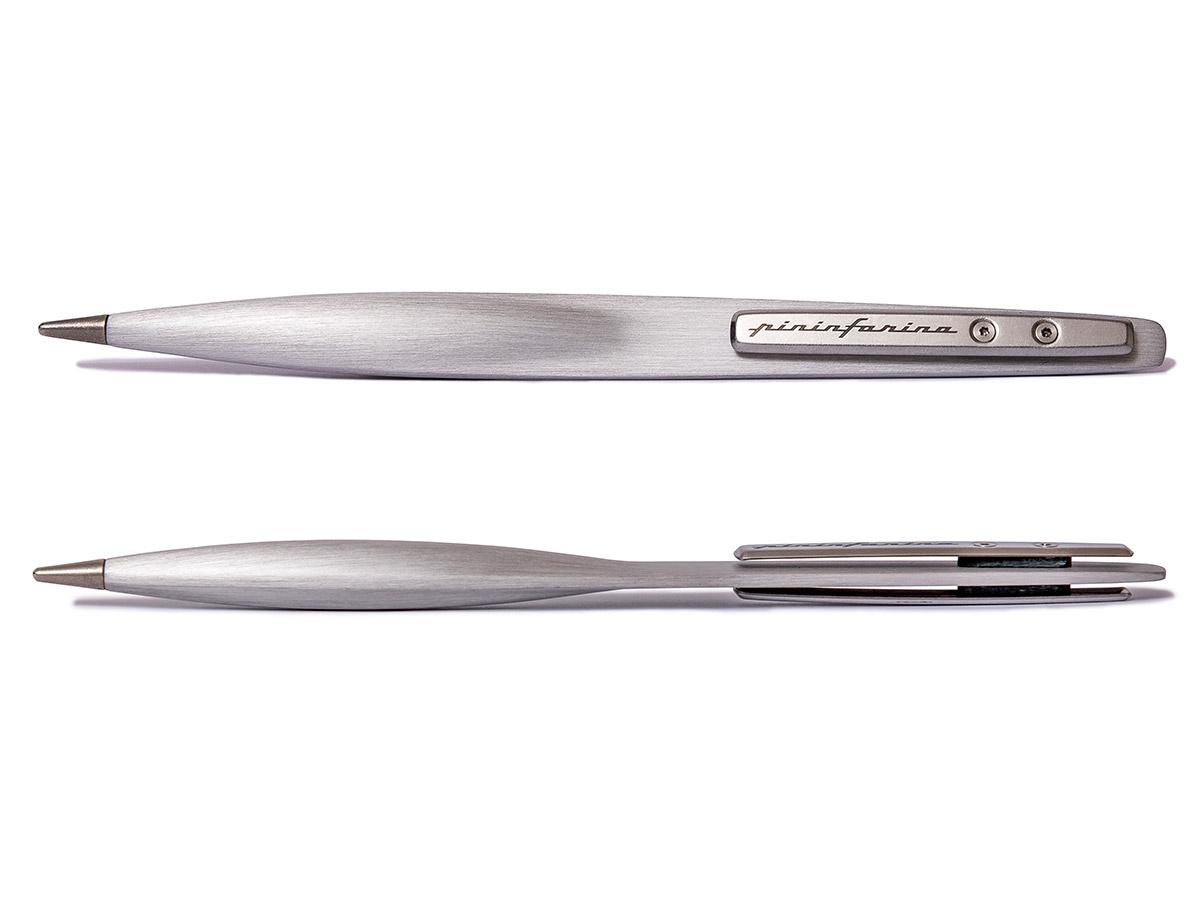 Pininfarina SPACE, el lápiz de los astronautas