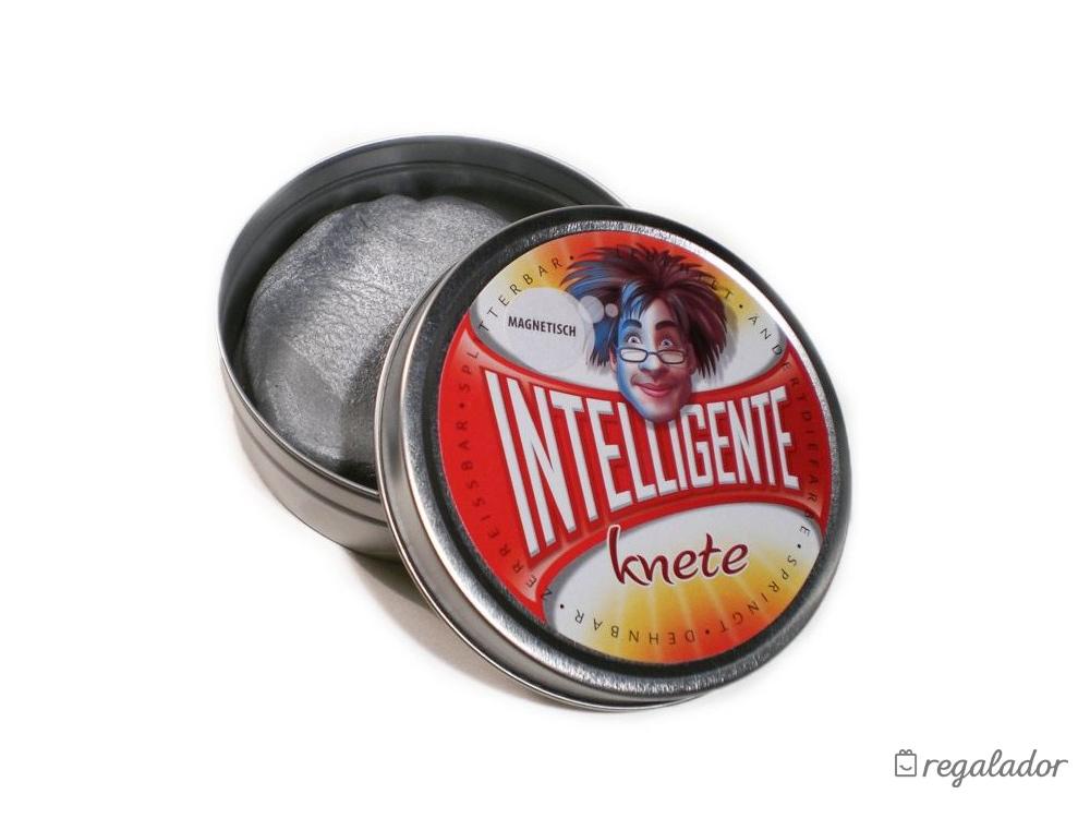 """La increíble """"Plastilina inteligente"""""""