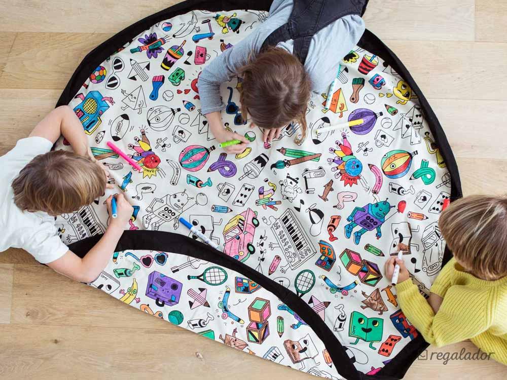Bolsa Play & Go: juega y recoge fácilmente