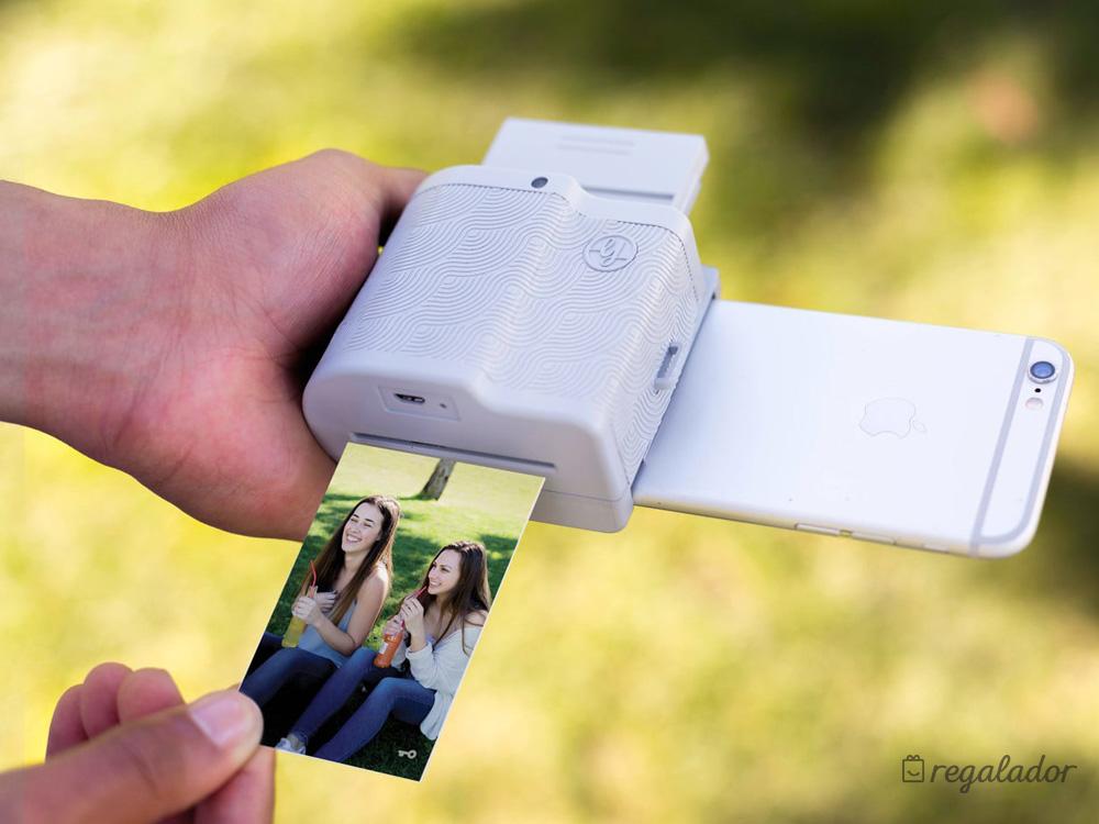 Prynt Pocket La Carcasa Impresora Para Iphone En