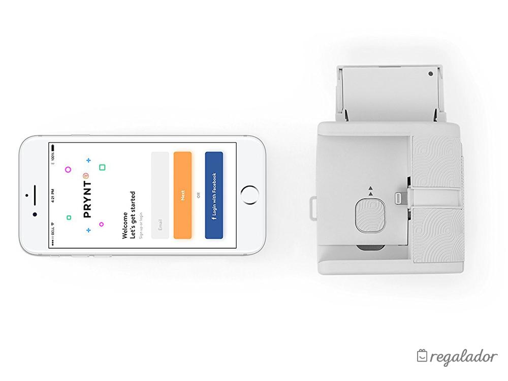 Prynt Pocket: la carcasa-impresora para iPhone en Regalador.com