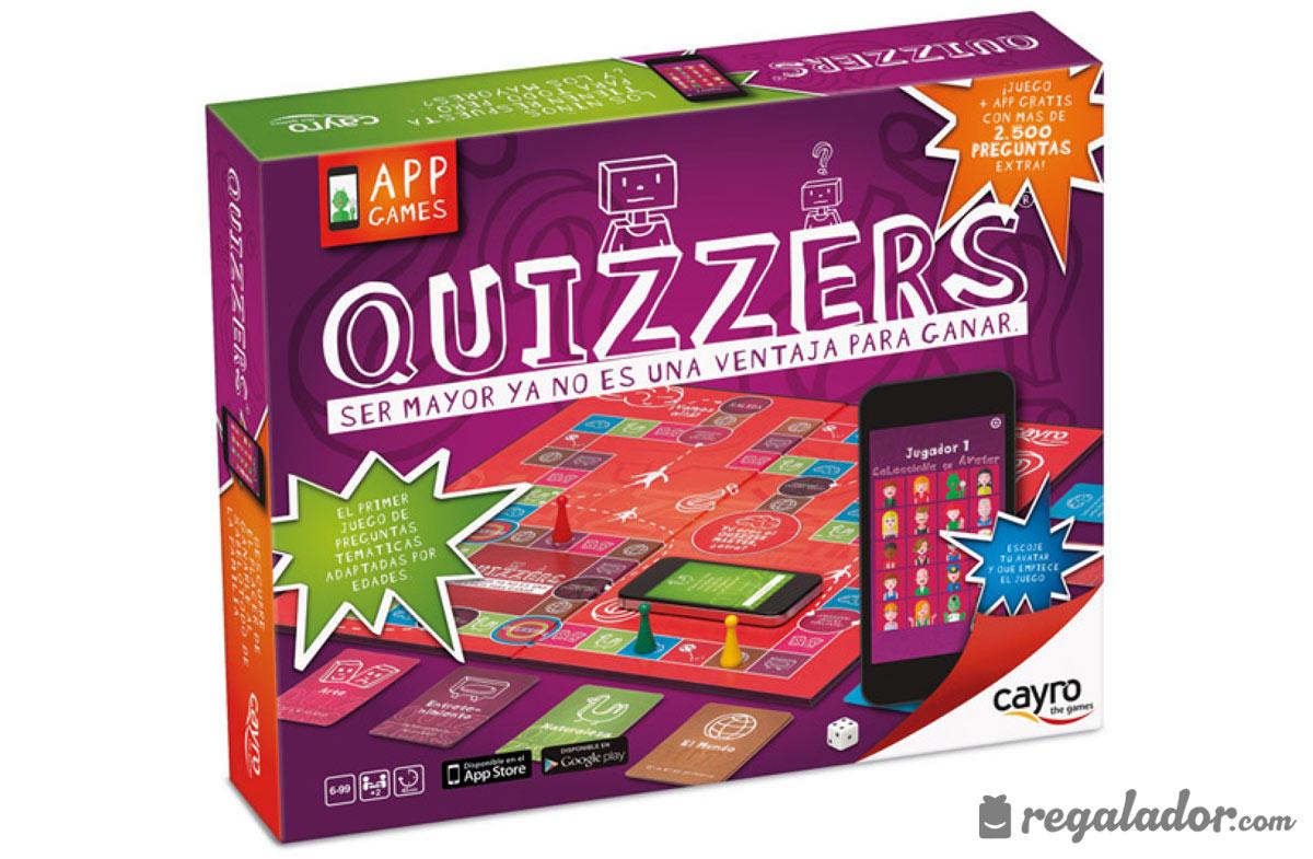 Quizzers: ¡El juego del año!