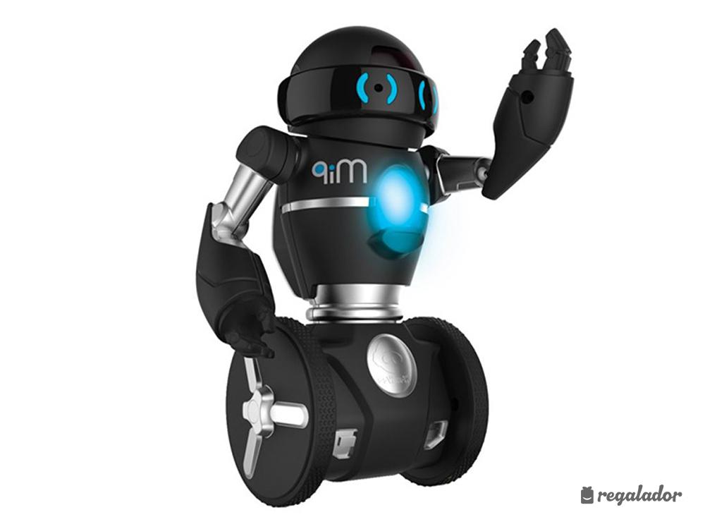 mip el robot que responde a las rdenes de tu mano en. Black Bedroom Furniture Sets. Home Design Ideas