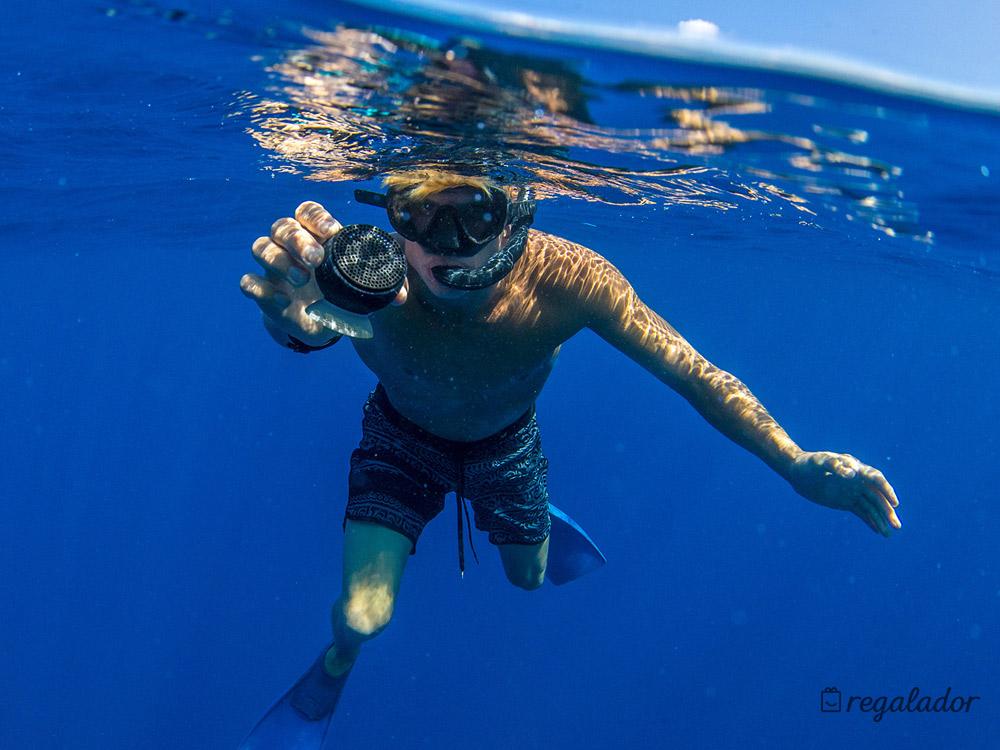 Speaqua: los altavoces bluetooth resistentes al agua