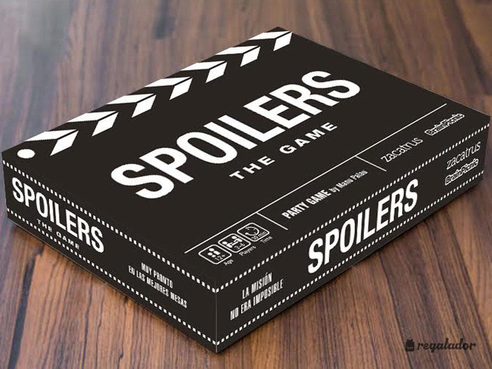 Spoilers: el juego más adictivo sobre cine