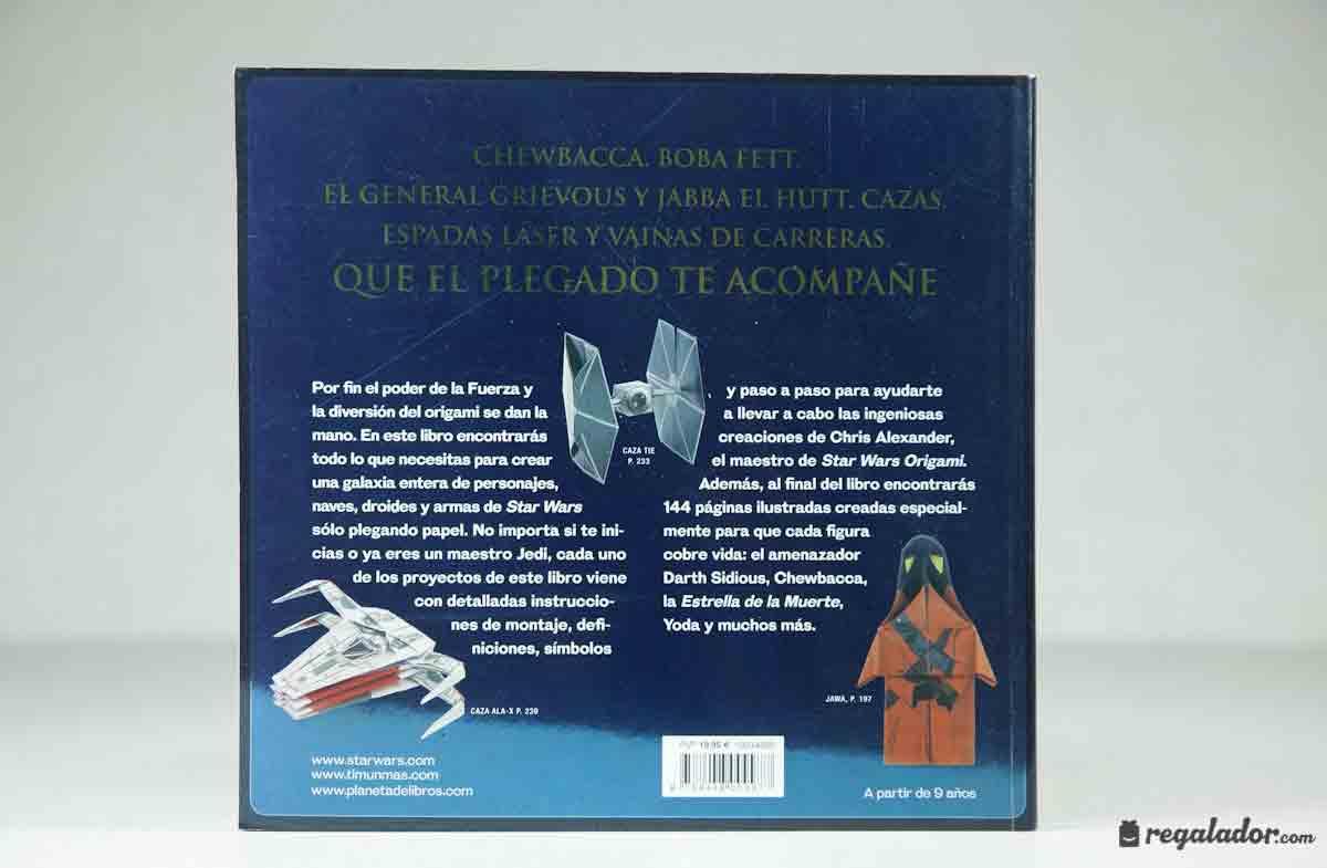 """Libro """"Star Wars Origami"""" para crear figuras en papel en ... - photo#31"""
