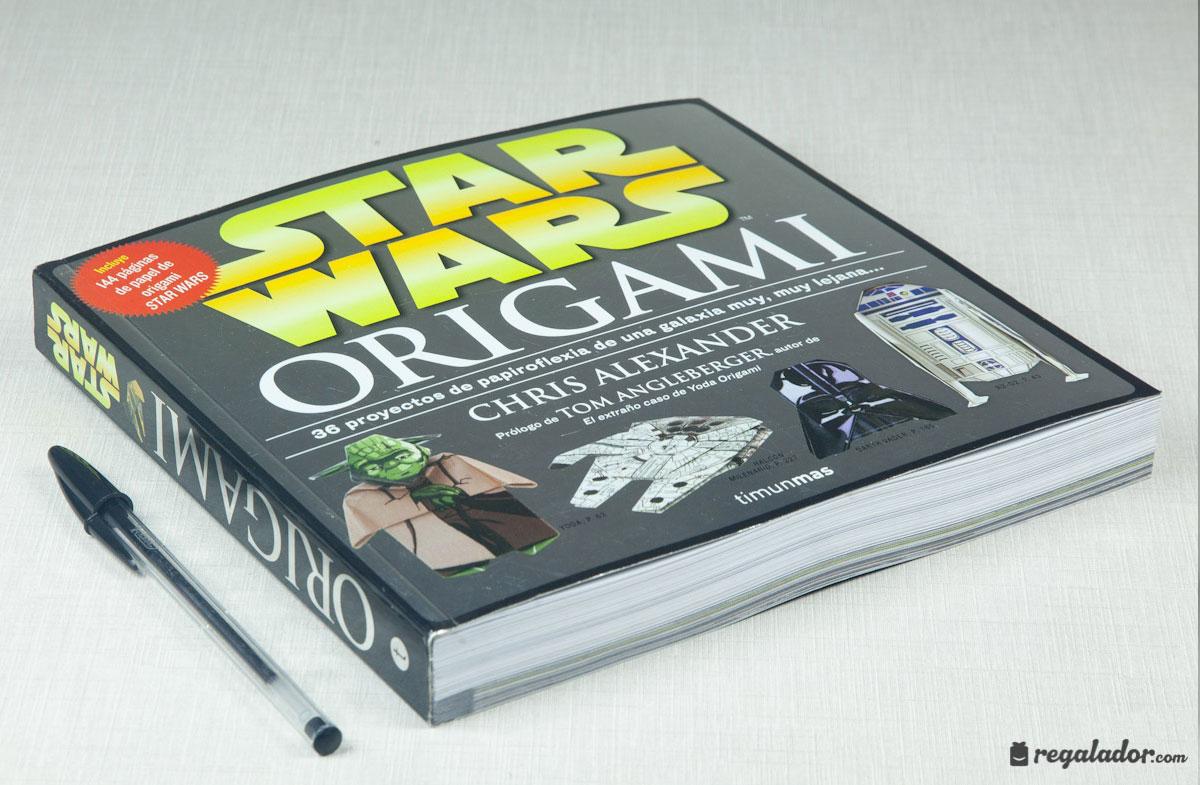 """Libro """"Star Wars Origami"""" para crear figuras en papel en ... - photo#9"""